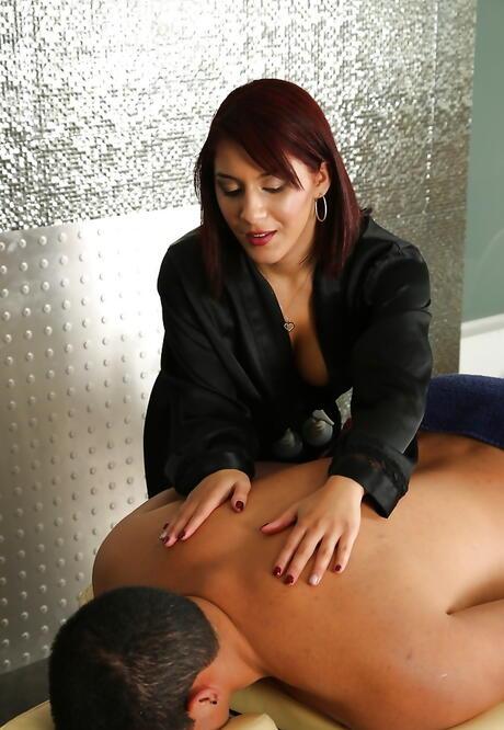 Massage Milf Porn