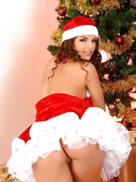 Christmas Milf Porn