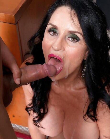 Cum In Mouth Milf Porn