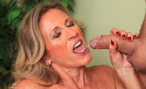 Cum In Mouth Milf Porn