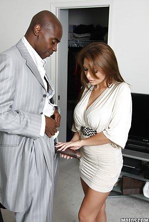 Interracial Milf Porn