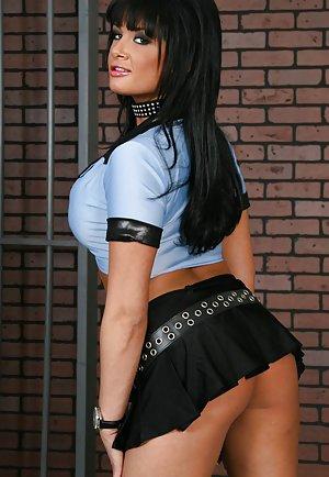 Uniform Milf Porn