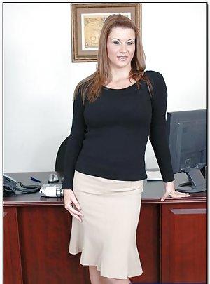 Office Milf Porn