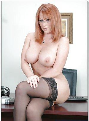 Stockings Milf Porn